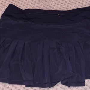 Lululemon purple/blue skirt, Size 10